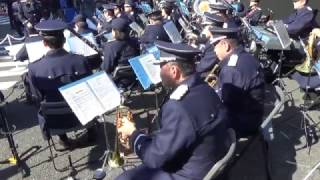Played by the Japan Air Self-Defense Force Central Band. On February 26, 2017 at Tokyo Marathon 2017.