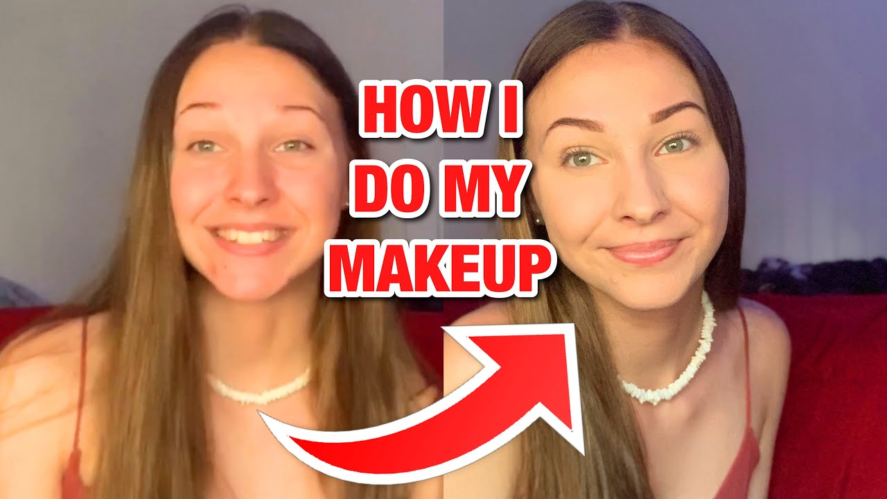 HOW I DO MY MAKEUP TO RECORD VIDEOS! (GRWM)