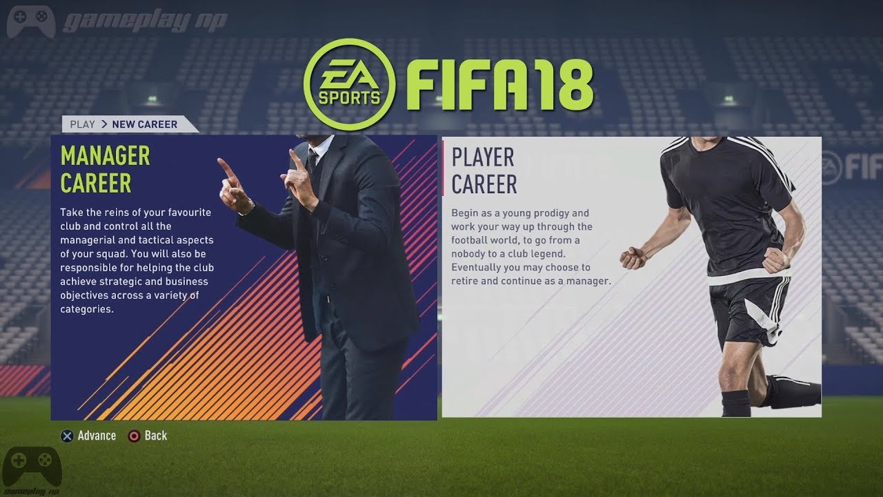 Fifa 18 Manager