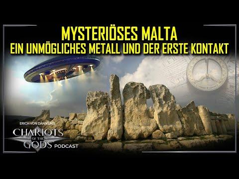 Mysteriöses Malta, Ein Unmögliches Metall Und Der Erste Kontakt