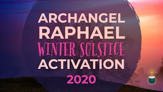 Winter Solstice Message and Healing Activation