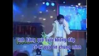 Con đường mưa gió karaoke