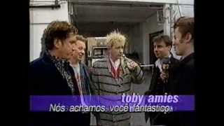 Sex Pistols - MTV Brasil + Pretty Vacant