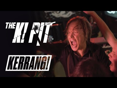 REFUSED Live In The K! Pit (Tiny Dive Bar Show)