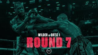 What really happened in Round 7-according to Deontay Wilder