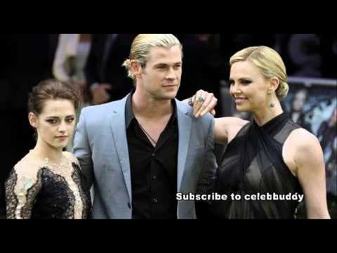 Charlize Theron with Her Handsome Husband Stuart Townsend And Bestfriends..How Cute!