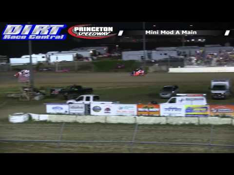 Princeton Speedway Feature Races 8 1 14
