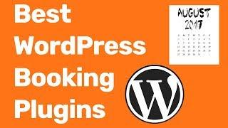 Best WordPress Booking Plugin 2017