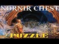 God Of War (Nornir Chest Puzzle - The Black Rune - Tyr's Vault)