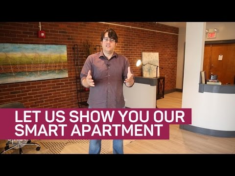 Take A Tour Of The CNET Smart Apartment
