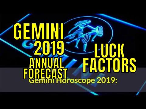 Gemini Mithun Rashi 2019 Horoscope  Gemini Lucky Factors, Colors, Numbers,  Days, Rudraksha, Gemstone
