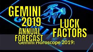 Gemini Mithun Rashi Lucky Factors And 2019 Horoscope. Gemini 2019 H...