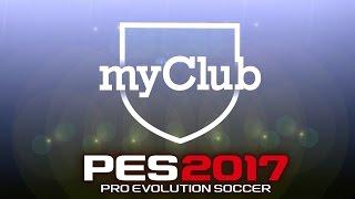Pes 2017 Myclub Ve Top Açılımı #1