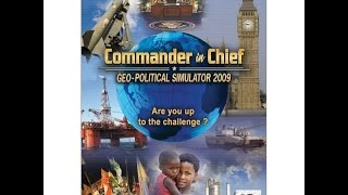 Commander In Chief Geopolitical Simulator 2009