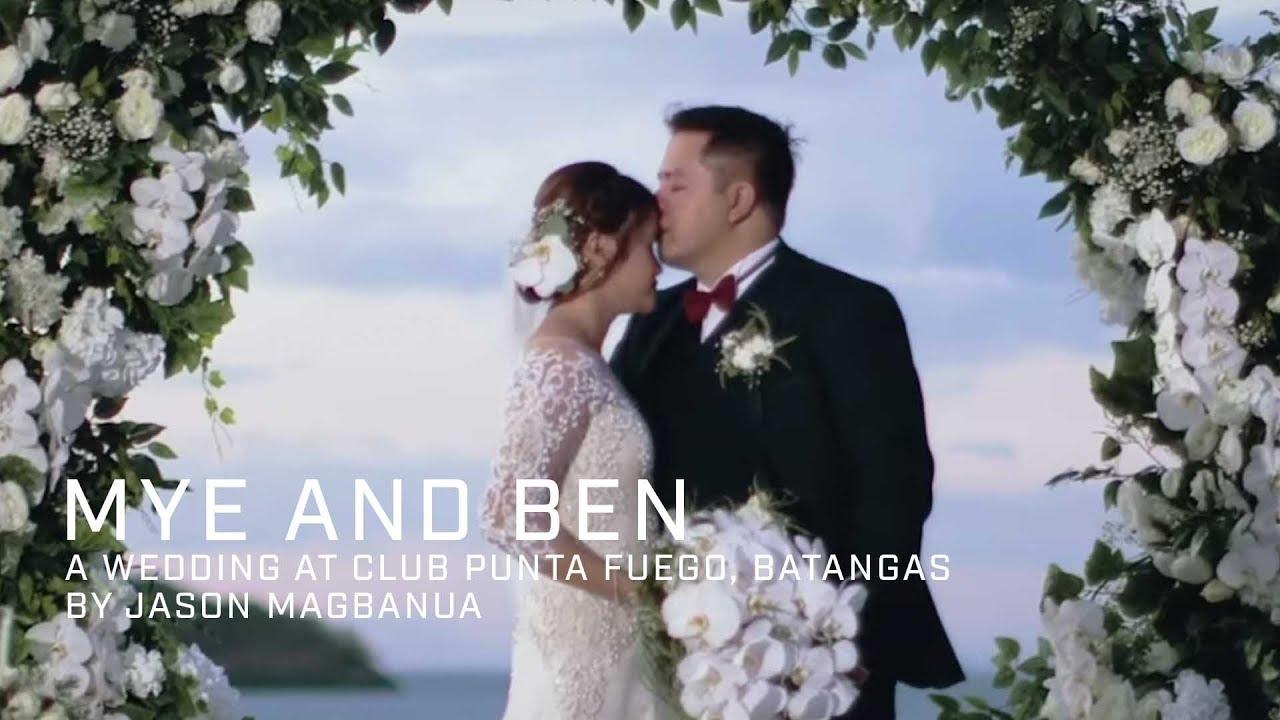 Mye And Ben A Wedding At Club Punta Fuego Batangas