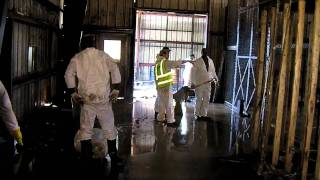 PCC Cleaning & Restoration HAZMAT