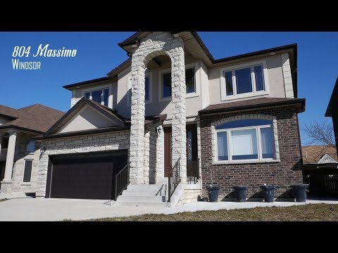 Windsor Real Estate For Sale - 804 Massimo