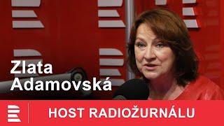 """Na třicetiletou paní si nehraje. """"Přijala jsem svůj věk,"""" říká herečka Zlata Adamovská"""