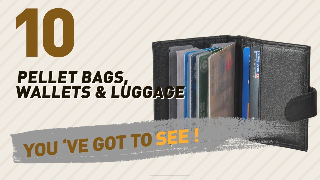 Pellet bags wallets luggage collection amazon india 2017 best sellers