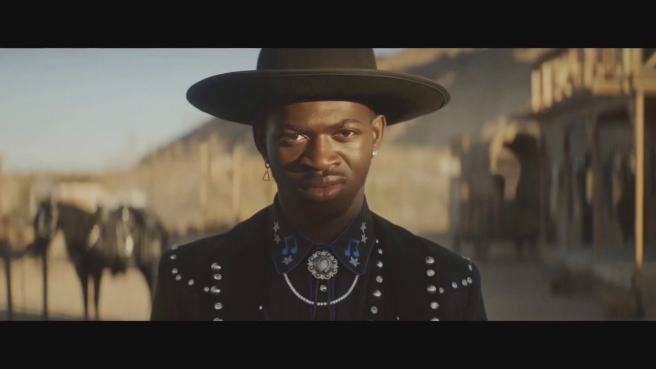 Watch Lil Nas X face off against Sam Elliott in new Doritos Super ...