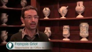 Joinville, Haute-Marne - L'apothicairerie (partie 3)