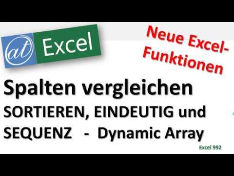 SVERWEIS bei mehreren Ergebnissen I Excelpedia from YouTube · Duration:  9 minutes 39 seconds
