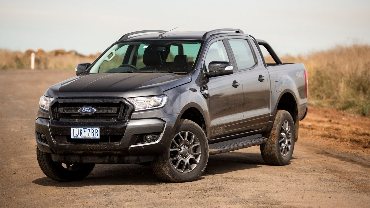 MUST SEE! 2017 Ford Ranger FX4 Review
