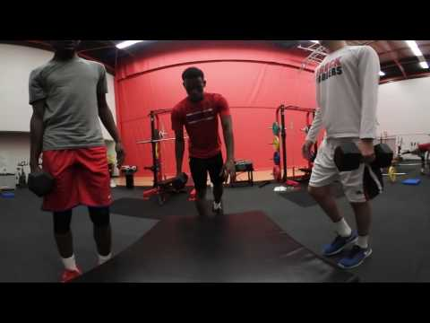 The Life of A Student Athlete In 360° - Brock University Mens Basketball