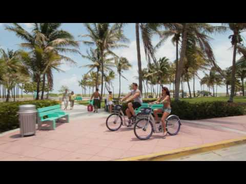 DecoBike -  The City Of Miami Beach Public Bicycle Rental System (HD) -  DECOBIKE, LLC.