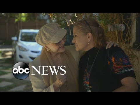 Debbie Reynolds, Carrie Fisher Film Reveals Complicated Relationship