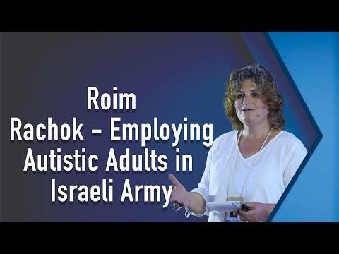 Roim Rachok - Employing Adults On Autism Spectrum In Israeli Defense Forces