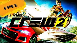 THE CREW 2 PC DOWNLOAD |FREE FULL GAME 2018 100% WORKING