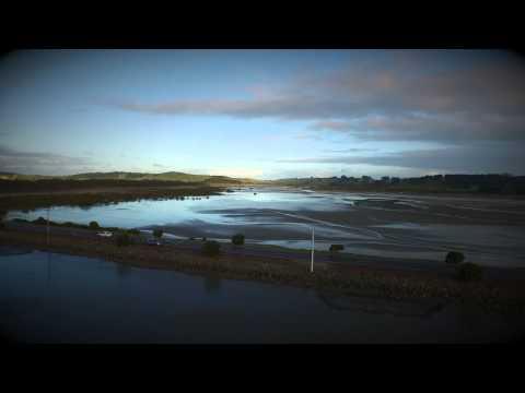 Omaha Bay - drone footage