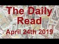 The Daily Read - Beginnings of Manifesting Material Success! April 24th 2019 - Tarot Reading