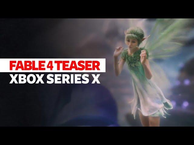 Fable 4 Trailer - Fable 2020 Teaser Trailer