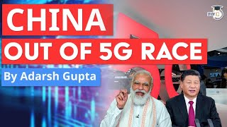 5G Trial in India gets green flag by DoT - India keeps Chinese Telecos Huawei \u0026 ZTE out of 5G trials