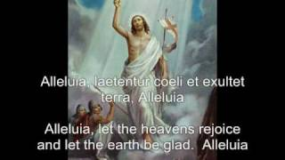 In resurrectione tua - William Byrd (1540 - 1623) Latin text with English translation