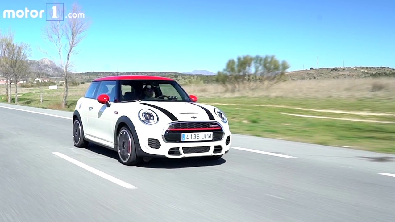 Qué Coche Comprar Mini John Cooper Works 2017 Youtube