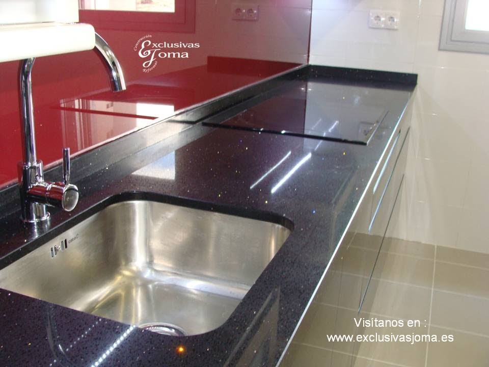 Muebles de cocina luxe alto brillo exclusivas joma tres for Muebles altos de cocina