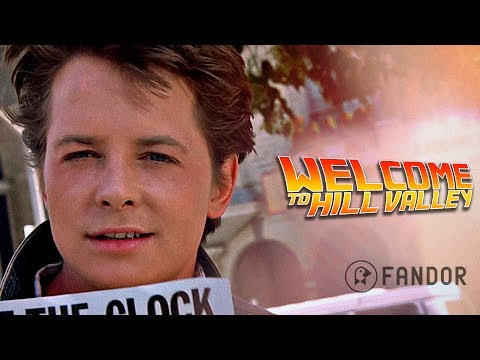4 Ways of Looking at Back To The Future's Hill Valley