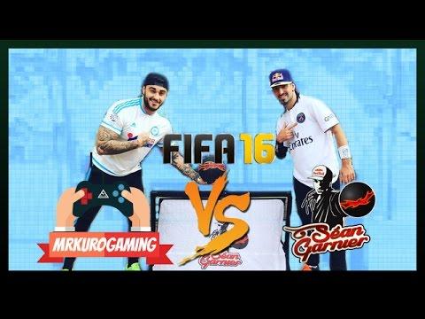 MRKURO VS SEAN GARNIER [MATCH FIFA N°1] + [DÉFI FOOTBALL 1VS1]