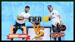 MRKURO VS SEAN GARNIER [MATCH FIFA N°1] + [DÉFI FOOTBALL 1VS1]
