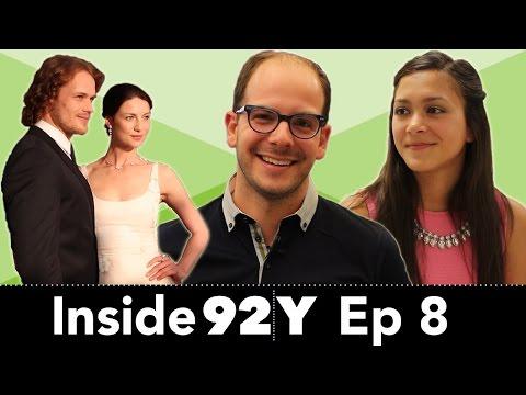 Inside 92Y: Outlander stars transport for New York premiere (Ep 8)