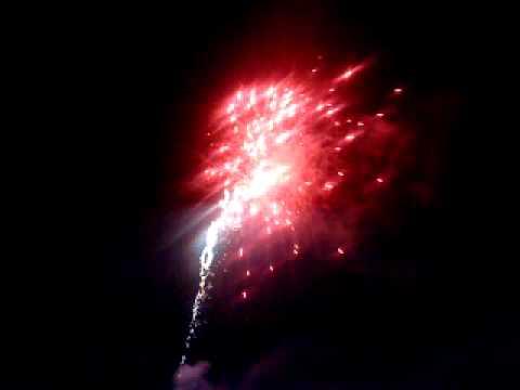 Westernport Festival Fireworks Hastings Part 2.MP4