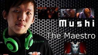 Dota 2 - Mushi - The Maestro