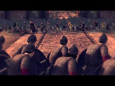 Siege Of Ravenna 476 Historical Machinima Total War: Atilla