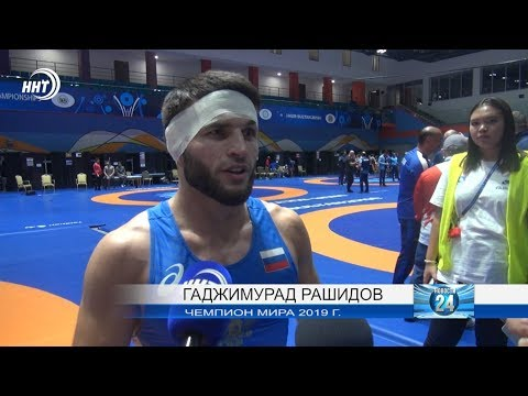 Дагестанские борцы завоевали золотые медали чемпионата мира-2019 в Нур-Султане
