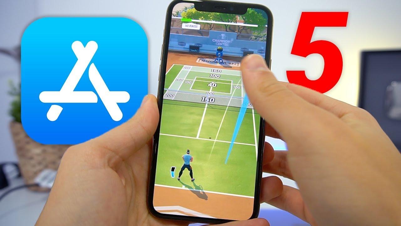 Mejores JUEGOS para iPhone Multijugador 😍 - YouTube