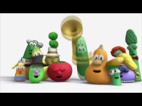 All Official VeggieTales Theme Songs (1993-2016)