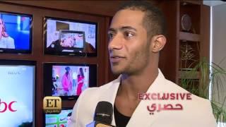 تعاقد محمد رمضان في مسلسل جديد رمضان 2017